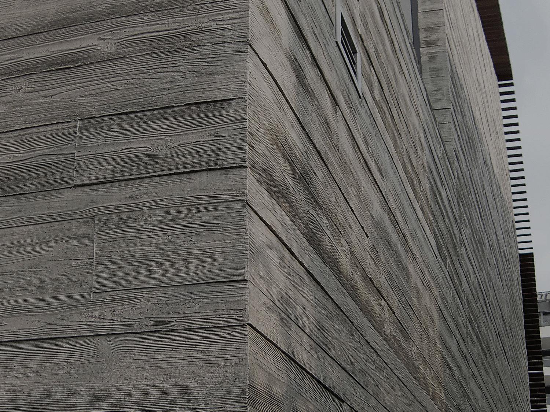 Attraktiva och hållbara betongbyggen sedan 1974